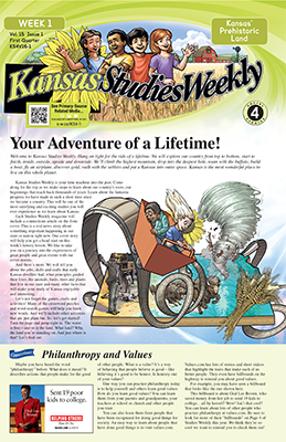Kansas Studies Weekly