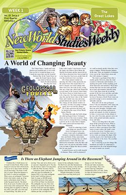 New World Studies Weekly